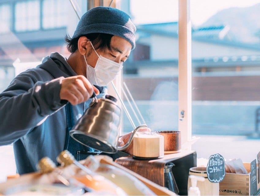 2月23日(火・祝)OPEN DAY「コーヒーとチャイ・マフィンの日」
